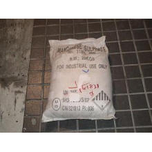 Sulfato de manganês Feed Uso Industrial Aditivo