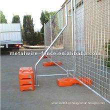 Vedação temporária galvanizada / cerca removível da piscina