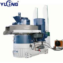 Machine à granulés de sciure de bois ligne de production de bois de pin Machine à granulés de balle de riz