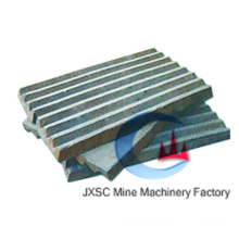 Crushing Machine Part (Jaw Plate)