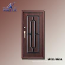 Puertas de entrada con aislamiento de acero
