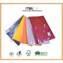 Big Size Mixed Color Wrapper Paper