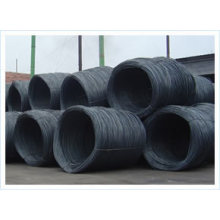 Cable de hierro negro