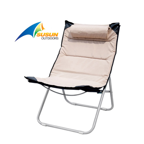 Sun Chair With Pillow