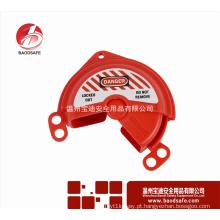 BAODSAFE Bloqueio da válvula rotativa BDS-F480 Vermelho