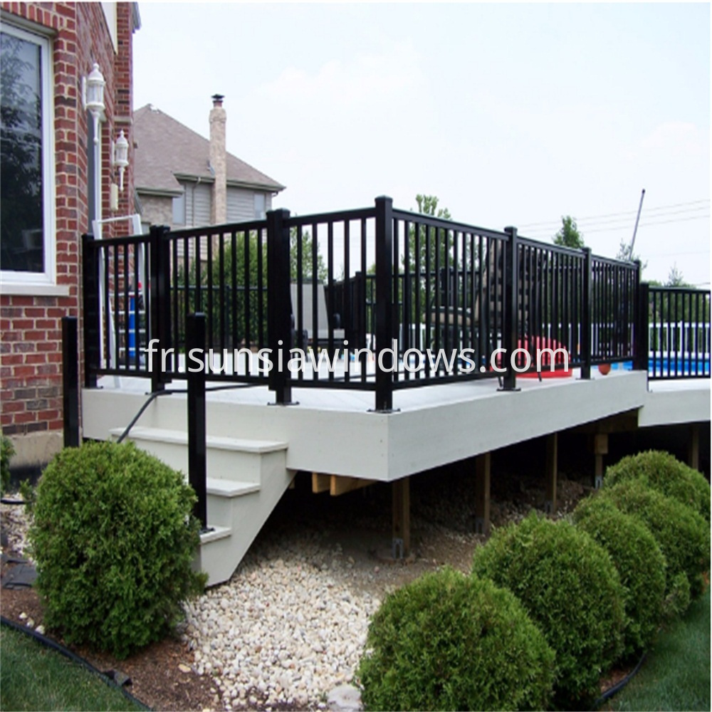 Ornamental Aluminum Fence Panels