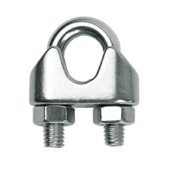 Wire Rope Clasp Low Resolution