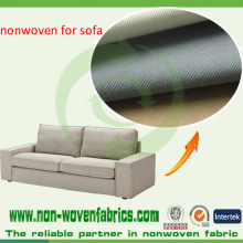 Ikea Test Approved PP Non Woven Fabrics to Line Sofa