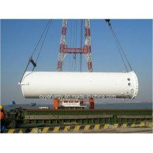 Réservoir de stockage cryogénique d'isolation de perlite de Lox / Lin / Lar / LNG