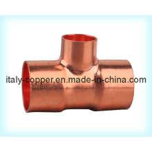 La calidad personalizada reduce la camiseta de cobre (AV8011)