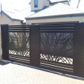 Decorative Metal Fencing And Gate