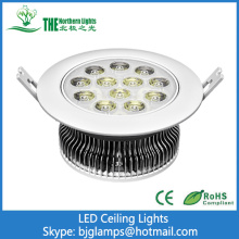 12W LED Ceiling Lamps of Engineering Lighting