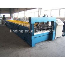 Steel Structural Floor Decking Roll Forming Machine
