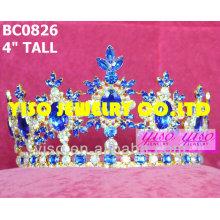 Concurso de beleza tiara de cristal
