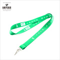 Card Holder Lanyard Custom Logo Printed Lanyard with Crocodile Clip