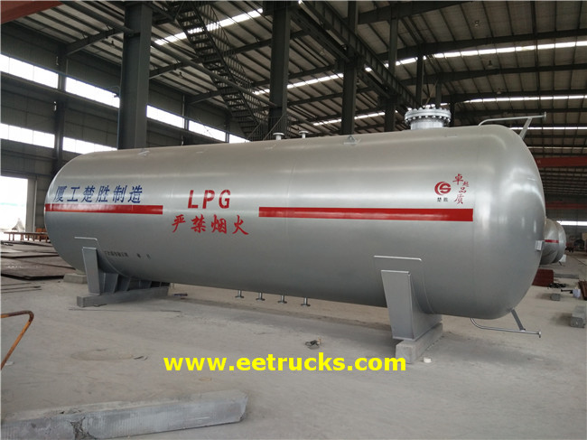 16MT Bulk LPG Tanks