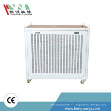 Livraison rapide en acier inoxydable 15kw refroidisseur d'eau industrielle