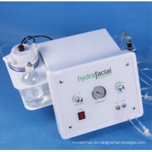 Hydro Dermabrasion Skin Beauty SPA Water Carving System Equipo de belleza para la limpieza facial
