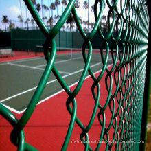 chain link fence/ chain link mesh /chain link fence coated PVC