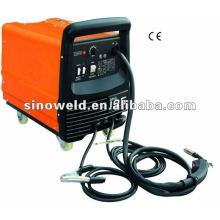 Máquina de soldadura MIG MAG del gas del gas del estilo del transformador MIG195