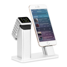 2 in 1 Charger Charging Dock for Apple Iwatch for iPhone Se 7 7s 6 6s Plus