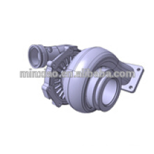 Turbocharger TAD1643GE 3801142