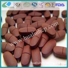 Natural Health Food Multi-Vitamin & Mineral Tablet