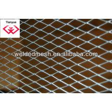 Feuille métallique expansée galvanisée