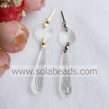 Idea 9*39mm Plastic Beading Chandelier Garland Pendant
