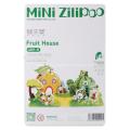 3D Fruit  House Puzzle