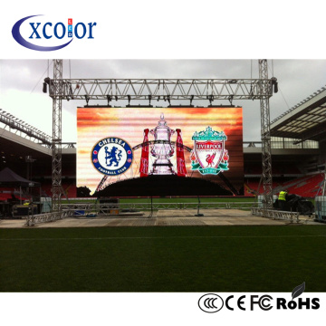 Waterproof Advertising LED Screen P5 Outdoor LED Display