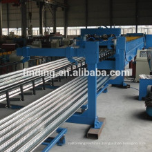 Roller Chrome Plating High Speed Steel Sheet Floor Decking Forming Machine