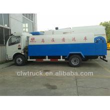 Dongfeng 5m3 camión de lavado de alta presión