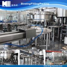 Nueva línea de producción de llenado de bebidas de alta capacidad en China