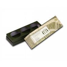 Три Пользовательских Бумажная Коробка Свечки