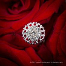 Свадьба Цветок Контактный Стразами Кристалл Букет Ювелирных Изделий