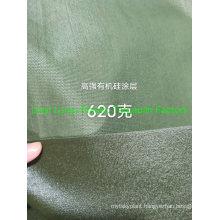 620GSM Waterproof Green Canvas Tarpauliin