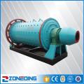 Trituradora de molino de bolas de carburo de silicio tubular grande