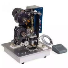 expiry date printer Semi-automatic Hot Stamping Foil Coding Machine  HP241B