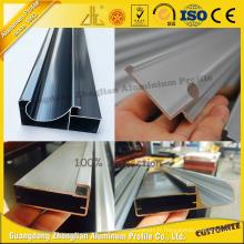 Profil en aluminium anodisé de cuisine d'OEM avec le traitement profond de commande numérique par ordinateur
