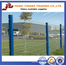1700mm Height Panel Fence / 3D Welded Wire Mesh