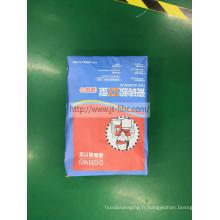 sac en plastique de valve de papier de Kraft