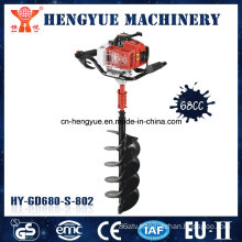 2-Stroke 68cc Ground Hole Drilling Machines