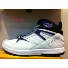 White Basketball Shoes (B201232)