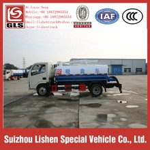 Dongfeng Sewage Suction Truck Tanker Vacuum Sewer
