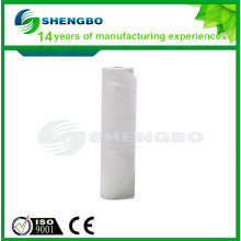 Flat Nonwoven Bed Sheet Hospital Use