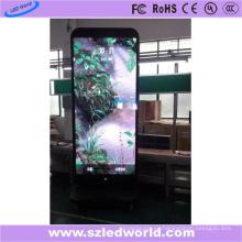 P5 multifuncional I-Phone LED Player para publicidad extraíble