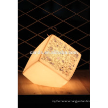 Home Design Dice Shape Table Lamp