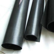 Vulcanized SBR Rubber Sheet in Black Color