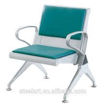 bureau salle d'attente meubles métal chaise publique